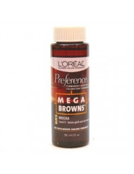 Mega Browns BR5 Mocha Permanent Hair Color