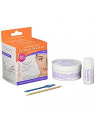 Sally Hansen Eyebrow, Face, Lip Stripless Face Wax Kit, Pack Of 1