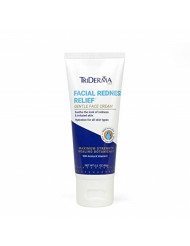 TriDerma Facial Redness Relief Face Cream (2.2 oz)