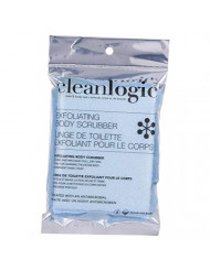 Cleanlogic Large Exfoliating Body Scrubber, 1 Count