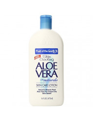 Fruit of the Earth Aloe Vera Lotion, 16 Ounce