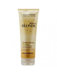 John Frieda Sheer Blonde Brightening Conditioner for Darker Blondes 8.45 oz