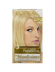 L'Oreal Superior Preference Les Blondissimes, LB02 Extra Light Natural Blonde (Natural) 1 ea