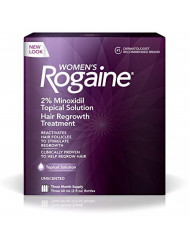 Rogaine Regular Strength for Women Triple Pack
