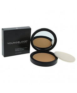 Youngblood Pressed Mineral Rice Setting Powder - Dark By Youngblood for Women - 0.28 Oz Powder, 0.28 Oz