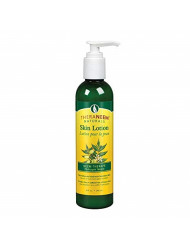 TheraNeem Neem Therape Skin Lotion | Calms, Nourishes and Hydrates Dry, Sensitive Skin with Organic Neem Oil, Vegan, 8oz