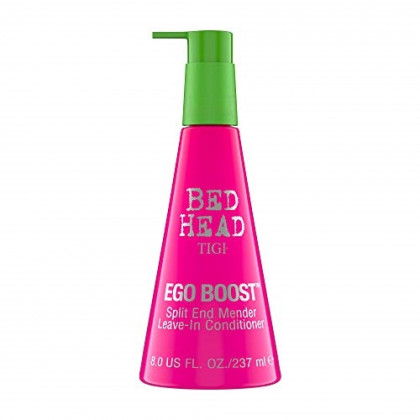 TIGI Bed Head Ego Boost Split End Mender Leave in Conditioner, 8.0 Ounce