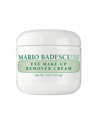 Mario Badescu Eye Make Up Remover Cream, 4 oz