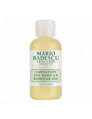 Mario Badescu Carnation Eye Make-Up Remover Oil, 2 Fl Oz