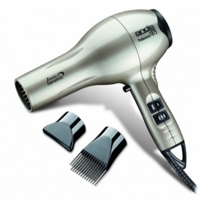 Andis Andis Professional 1875 Ceramic Ionic Smooth Silky Frizzie-free Styling, 16 Oz