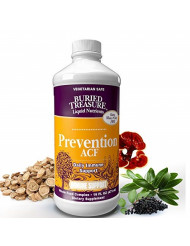 Prevention ACF Daily Immune Support with Vitamin C, Elderberry and Featuring EpiCor Whole Food Fermentate 16 oz
