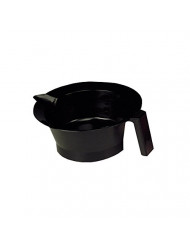 Soft 'N Style Applicator Bowl for Keratin & Color Treatments, Black