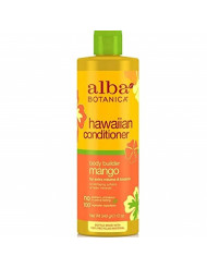 Alba Botanica: Natural Hawaiian Conditioner Body Builder Mango, 12 oz (3 Pack)