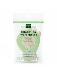 Earth Therapeutics: Exfoliating Hydro Gloves, (3 pack)