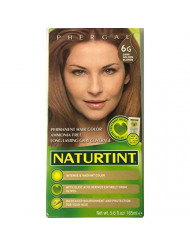 Naturtint 6 G Permanent Dark Golden Haircolor Kit,5.6 Fluid Ounce, 165 Milliliters - 3 per Case