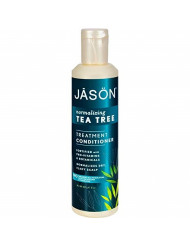 Jason Natural Tea Tree Scalp Normalizing Hair Conditioner - 8 Oz (Pack of 4)
