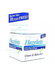 T.N. Dickinson: Witch Hazel Cleansing ct, 60 ct (5 pack)