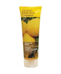 Desert Essence Shampoo Lemon Tea