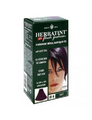 Herbatint Flash Fashion Permanent Herbal Haircolor Gel, Violet FF4, 4.56-Ounces (Pack of 2)
