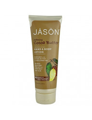 Jason Lotion Hand Body Cocoa Butter, 8 Oz