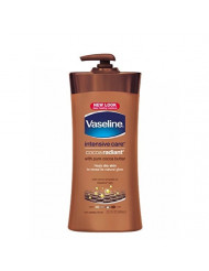 Vaseline Intensive Care Lotion, Cocoa Radiant 20.3 oz (Pack of 3)