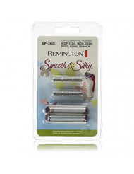 Remington SP-360 Women's Shaver Replacement Foil Screens and Cutters, Silver