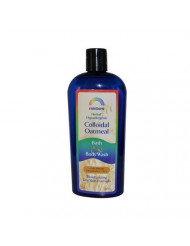 Rainbow Research Colloidal Oatmeal Unscented Bath & Body Wash, 12 Oz