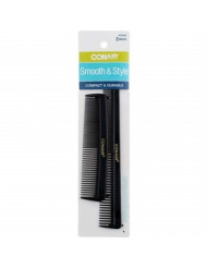 Conair Styling Essentials Combs, Pocket and Barber