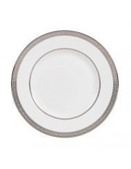 "Wedgwood Vera Lace Accent Salad Plate, 9"", White"