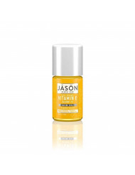 JASON Vitamin E 32,000 IU Extra Strength Skin Oil, Targeted Solution, 1.1 Ounce Bottle (Pack of 2)