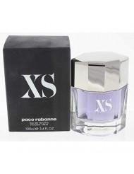 Xs By Paco Rabanne For Men. Eau De Toilette Spray 3.4 Oz.