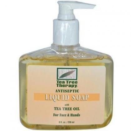 Tea Tree Therapy Soap Liq