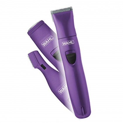 Wahl Pure Confidence Purple Rechargeable Trimmer #9865-100