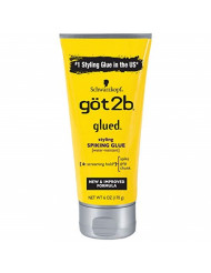 Got2b Glued Spiking Glue 6 Ounce (3 Pack)