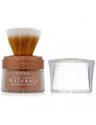 L'Oreal Paris True Match Naturale All Over Mineral Glow, Honey Glow, 0.15 Ounces
