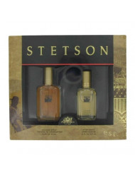 STETSON by Coty Gift Set -- 1.5 oz Cologne Spray .75 oz After Shave Men