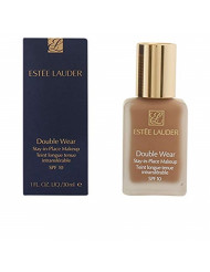 Estee Lauder Double Wear Stay-in-Place Makeup   24-Hour Wear, Flawless, Natural, Matte Foundation for All Skin Types   Waterproof and SPF 10   Shade: 3C2 Pebble - Cool / Rosy Undertone   1 oz