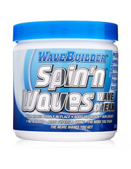 Wave Builder Spinand Waves Holding Creme, 8 Ounce