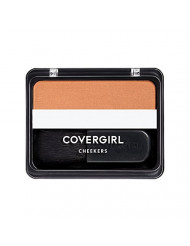 COVERGIRL Cheekers Blendable Powder Blush Cinnamon Toast, .12 oz (packaging may vary)