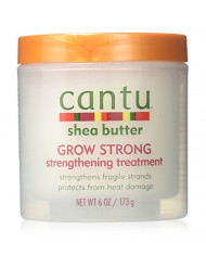 Cantu Shea Butter Grow Strong Strengthening Treatment 6 Ounce (177ml)