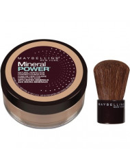 Maybelline New York Mineral Power Powder Foundation, Pure Beige- 0.28 Ounce