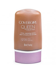 CoverGirl Queen Collection Liquid Makeup Foundation, Toffee (720)