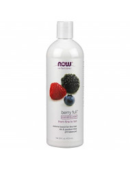NOW Solutions, Berry Full, Volume Boost Conditioner for Fine Hair with Biotin, pH Balnced, 16-Ounce