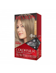 Revlon Colorsilk Beautiful Color, Dark Ash Blonde, 1 Count