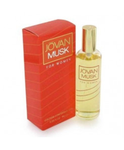 Jovan Musk By JOVAN FOR WOMEN 3.25 oz Cologne Concentrate Spray