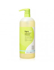 DevaCurl Low Poo Mild Lather Cleanser; 32oz