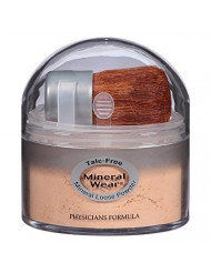 Physicians Formula Mineral Wear Loose Powder, Natural Beige, 0.49 Ounce