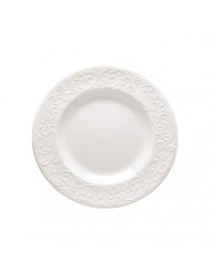 Lenox Opal Innocence Carved Accent Plate - 806656