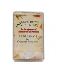 Diffuser Necklace Refill Pads 10 Ct