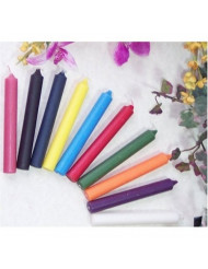 Spell Candles: Set of 10